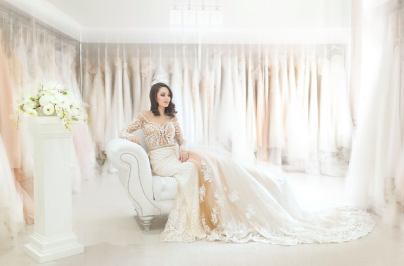 Different Wedding Dress Materials and How They Impact So Much on Your Big Day