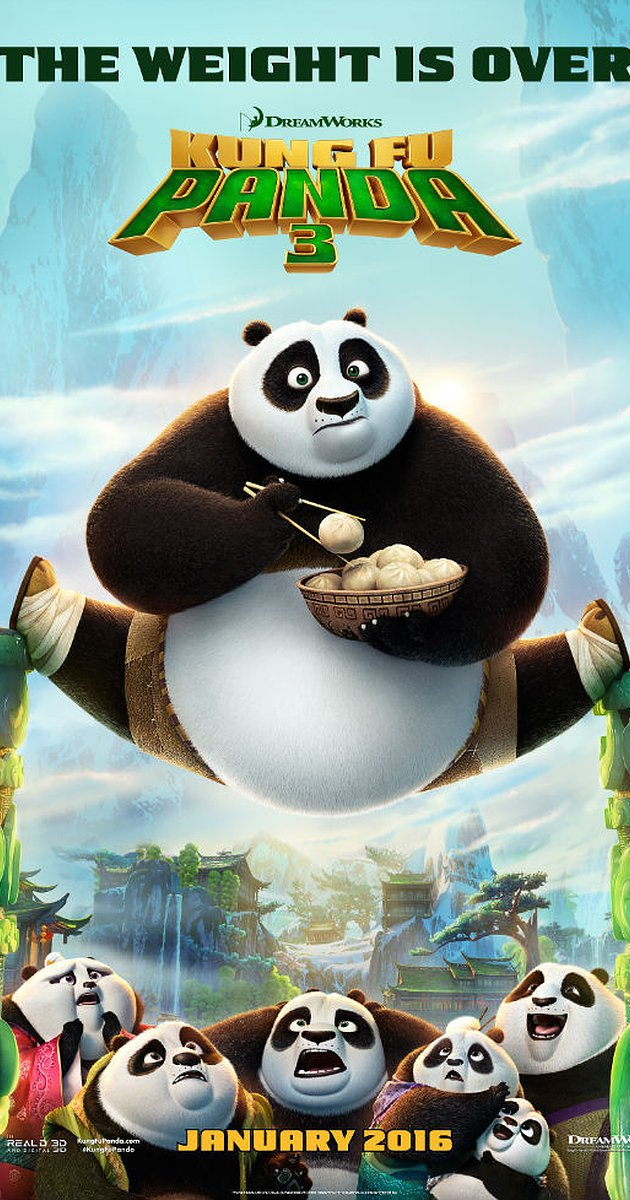 Kung Fu Panda 3 Mongol Heleer Some Thoughts On Powered By Doodlekit