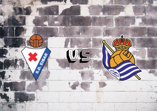 Eibar vs Real Sociedad  Resumen