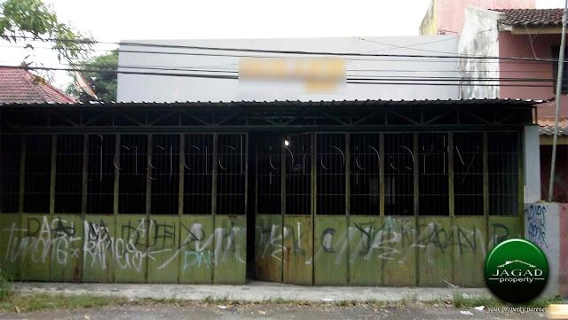 Ruko Dijual dalam Ringroad dekat Kota Jogja