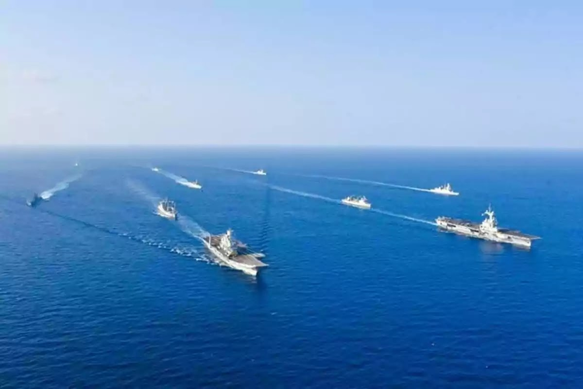 Amid China Conflict, US to Supply Own Medium Calibre Guns for Indian Navy