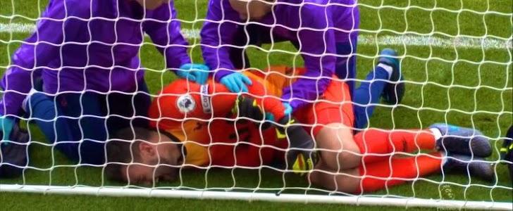 Brighton Vs Tottenham, Antisipasi Umpan Silang Hugo Lloris Cedera Parah