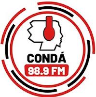 Rádio Condá FM 98,9 de Chapecó SC
