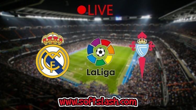 بث مباشر سيلتا فيغو و ريال مدريد بدون تقطيع بمختلف الجودات