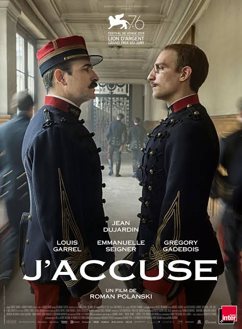 An Officer and a Spy (2019)