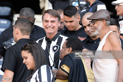 Bolsonaro Botafogo