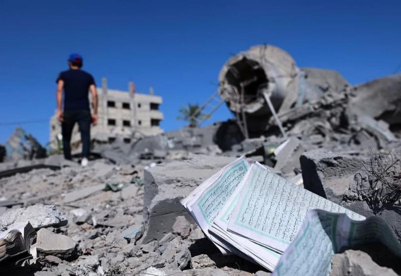 Kekejaman Zionis Pada Rakyat Palestin