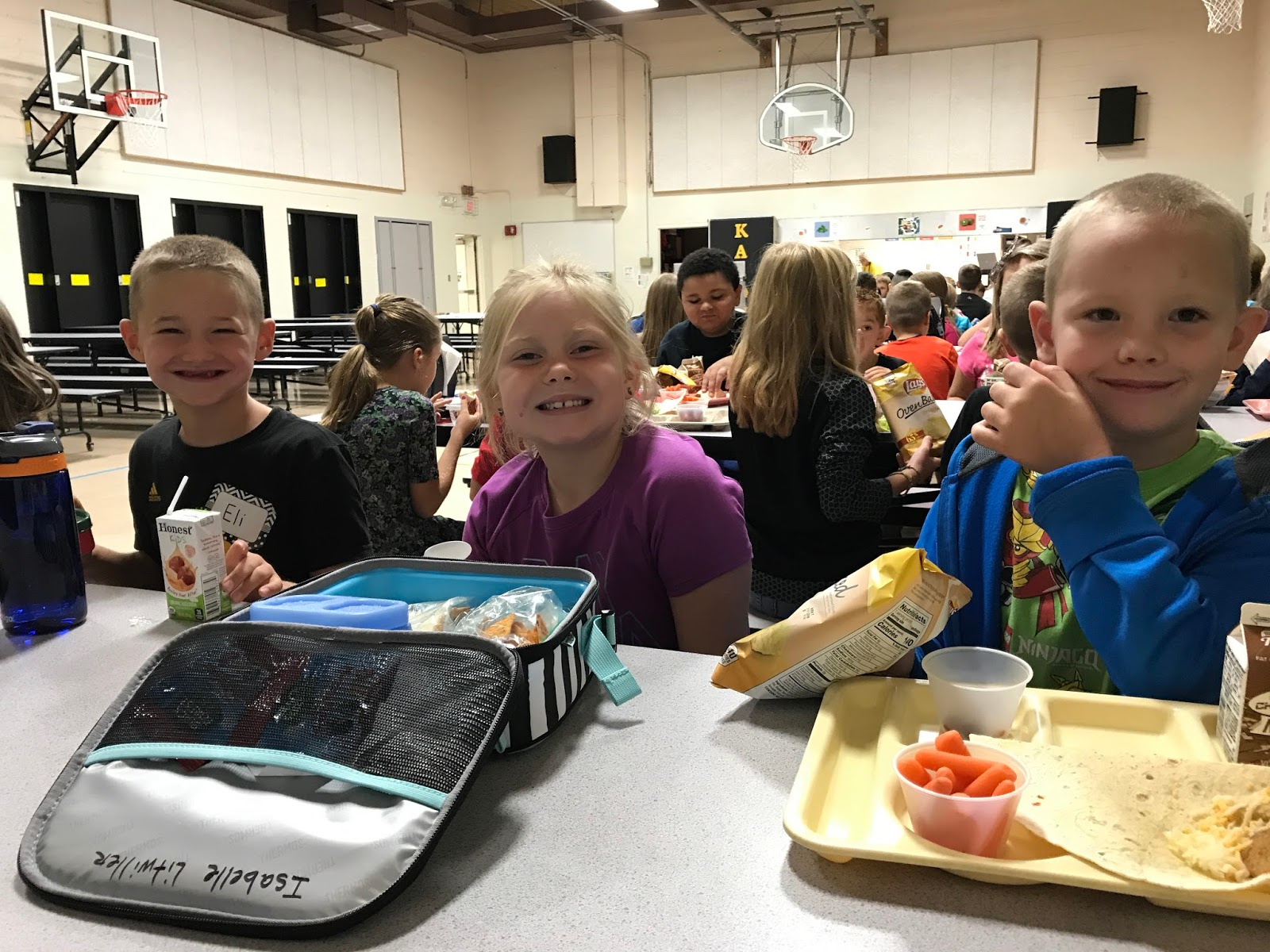 Mrs Bell S 2nd Grade Blog Lunch Time With Second Grade