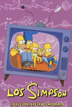 Los Simpsons Temporada 3 Online