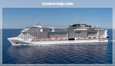 MSC Cruceros firma un acuerdo histórico con Cruise Saudi para llevar sus barcos a aguas de Arabia Saudí
