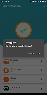 Remove china app uninstall prompt