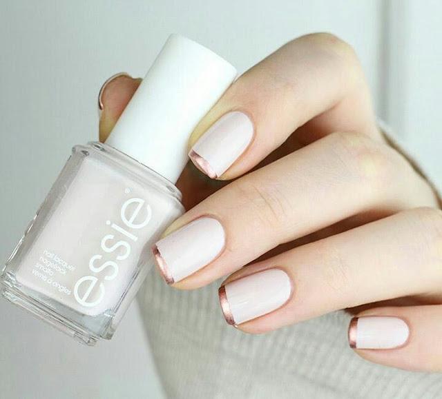 Tip nail arts