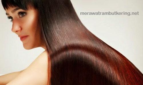 Cara Meluruskan Rambut Secara Alami dan Permanen
