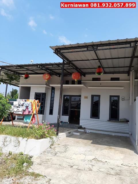 Jual Rumah Murah Kota Pangkalpinang, Lengkap Garasi Luas, Lokasi Strategis, Kurniawan 081.932.057.899