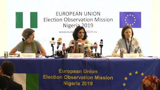EU Promises To Expose Details Of What Happened During 2019 Elections Today