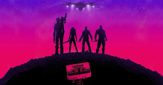 Guardiões da Galáxia | Marvel revela quem é o pai de Peter Quil + Nova logo e arte conceitual | SDCC