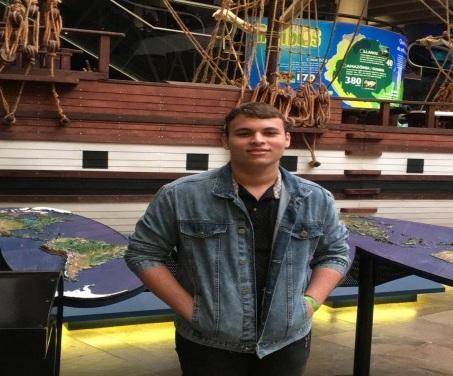 Jovem Riachoense da IFPB e um dos alunos premiados em feira nacional e online para jovens cientistas