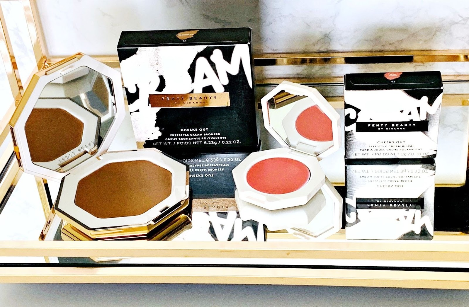 Fenty Beauty cream cheek products - worth the hype?