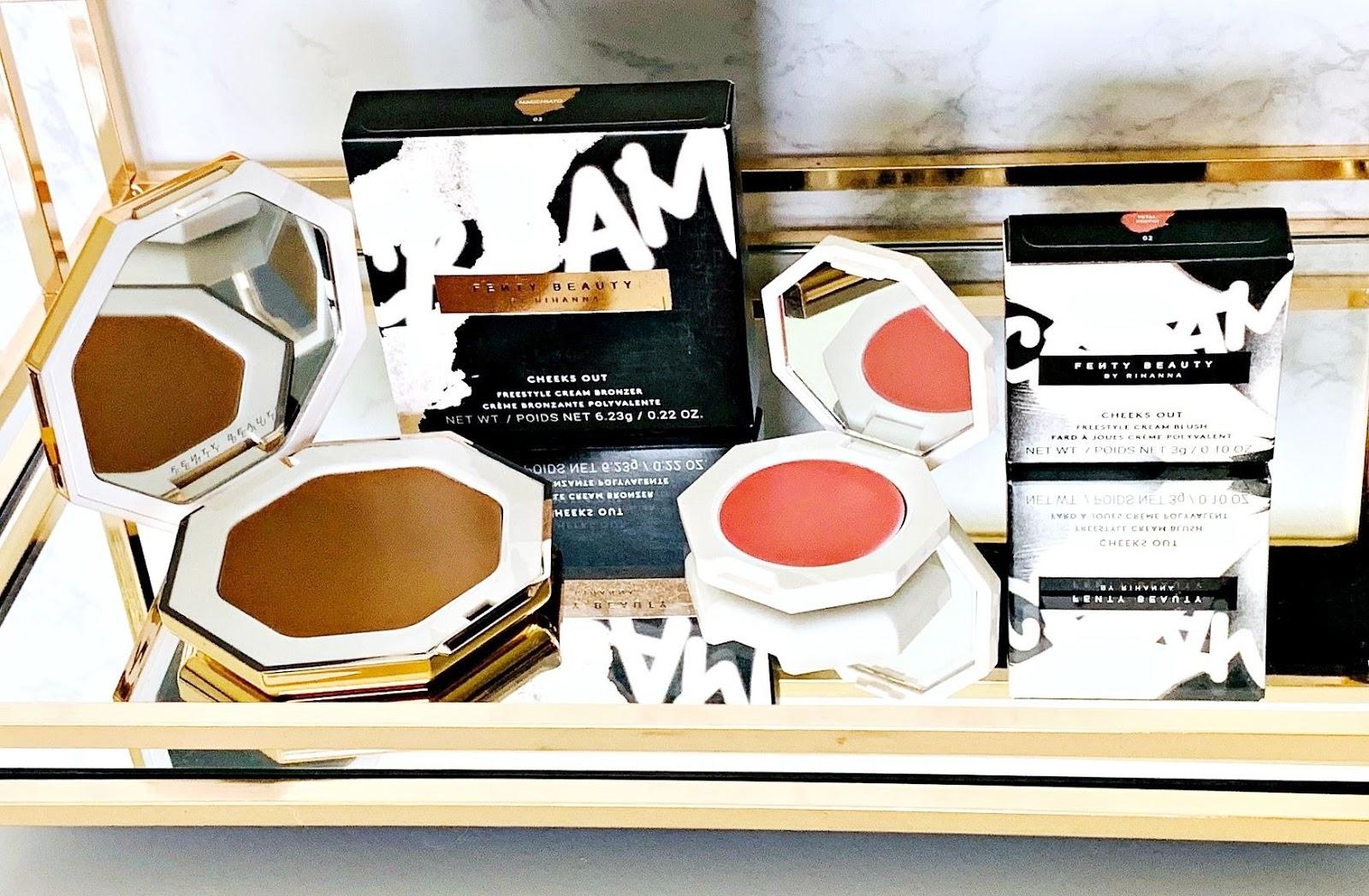 Fenty Beauty cream cheek products - worth the hype?