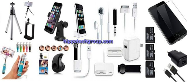Sales of Mobile Phone Accessories