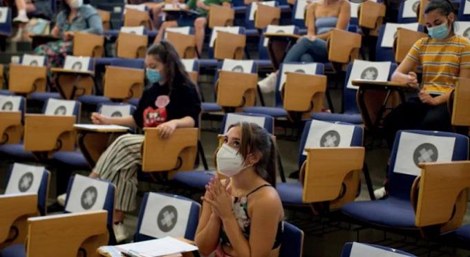 Parte l'università in presenza: regole e incognite