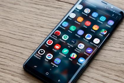 Samsung Pamerkan Ponsel Pintar layar dapat dilipat Infinity Flex dari Galaxy F