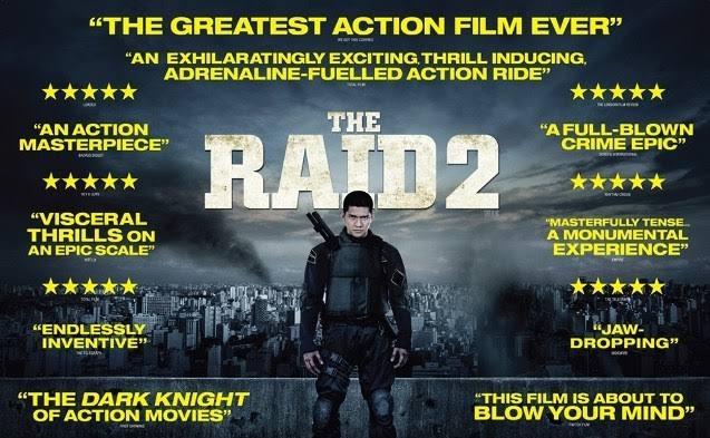 The Raid 2 Berandal (2014) Bluray