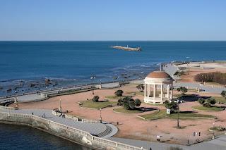 Livorno's elegant promenade Terrazza Mascagni was named after the composer Pietro Mascagni