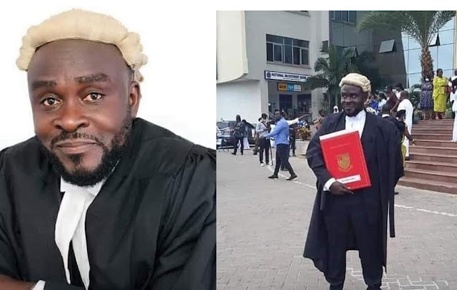 SAD! Young Lawyer Who Struggled To Train Himself Through School Dies 1 Week After Graduating