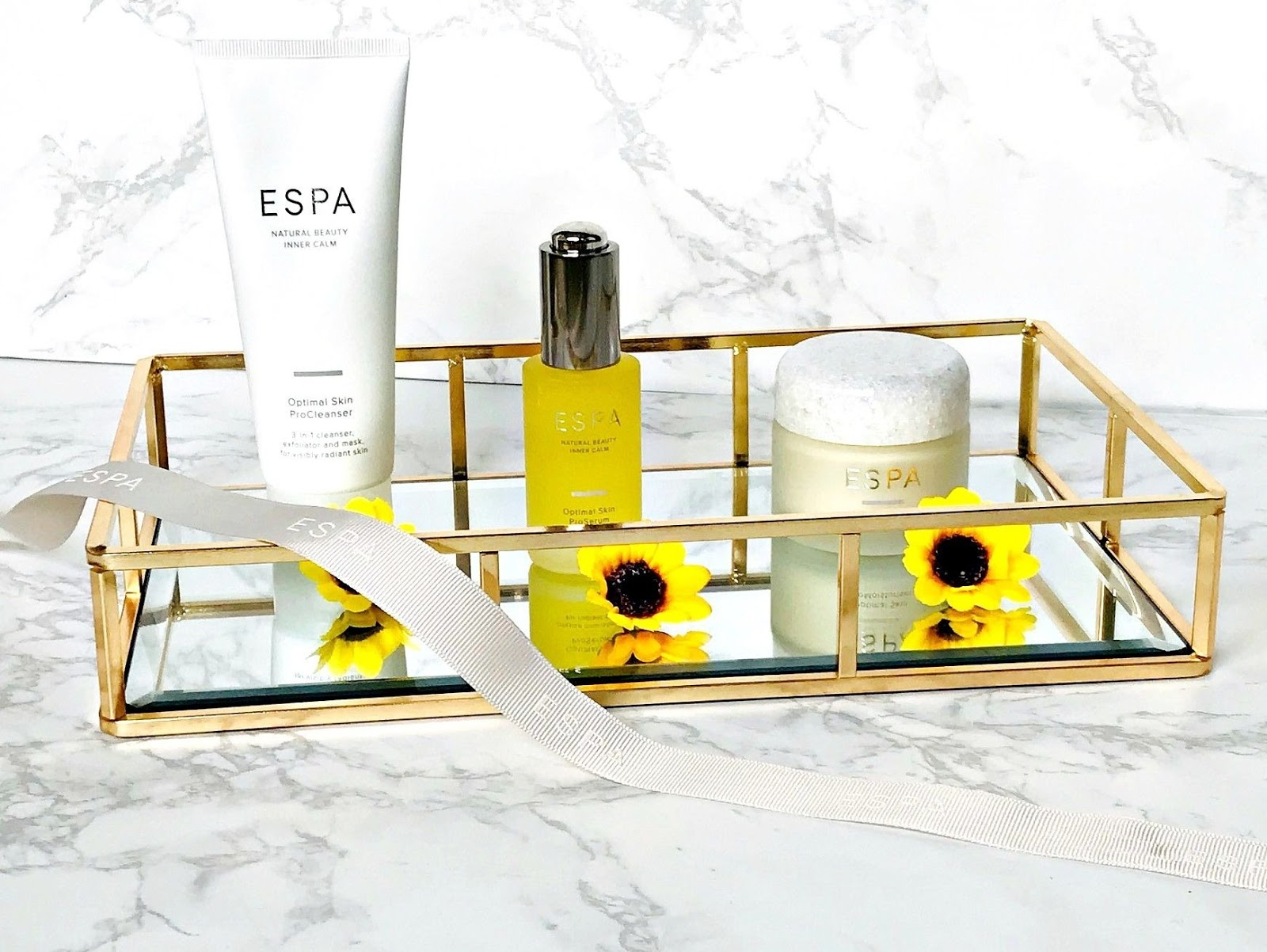 ESPA, ESPA Optimal Skin Pro Cleanser, ESPA Skin Pro Serum, ESPA Optimal Skin Pro Moisturiser, ESPA Discover The Route To Radiance #RoutetoRadiance
