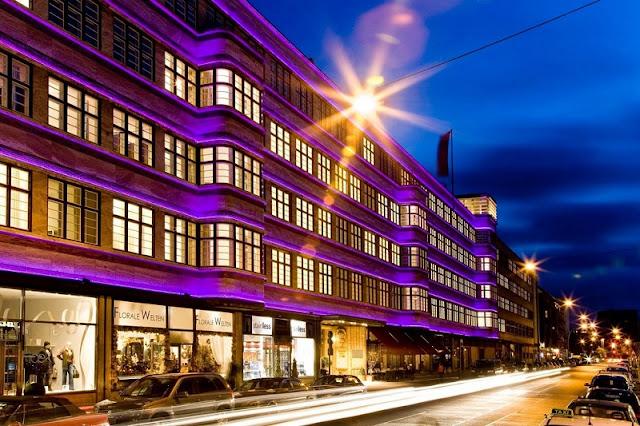 10 dicas de Hotéis de Estilo em Berlim