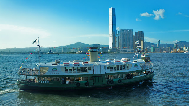 Star Ferry Harbour Tour