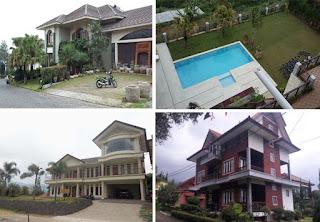 Villa Istana Bunga Kolam Renang Pribadi Dan umum