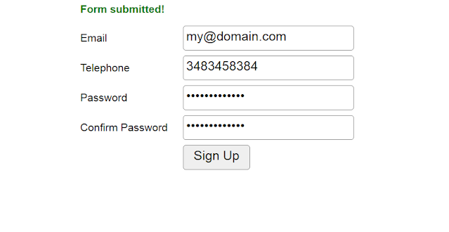 How to create and validate a form in Javascript using jquery | Mini Javascript project