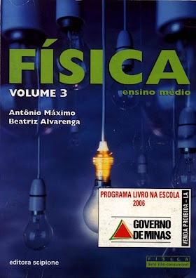 Física António Máximo e Beatriz Alvarenga v.3 - PDF