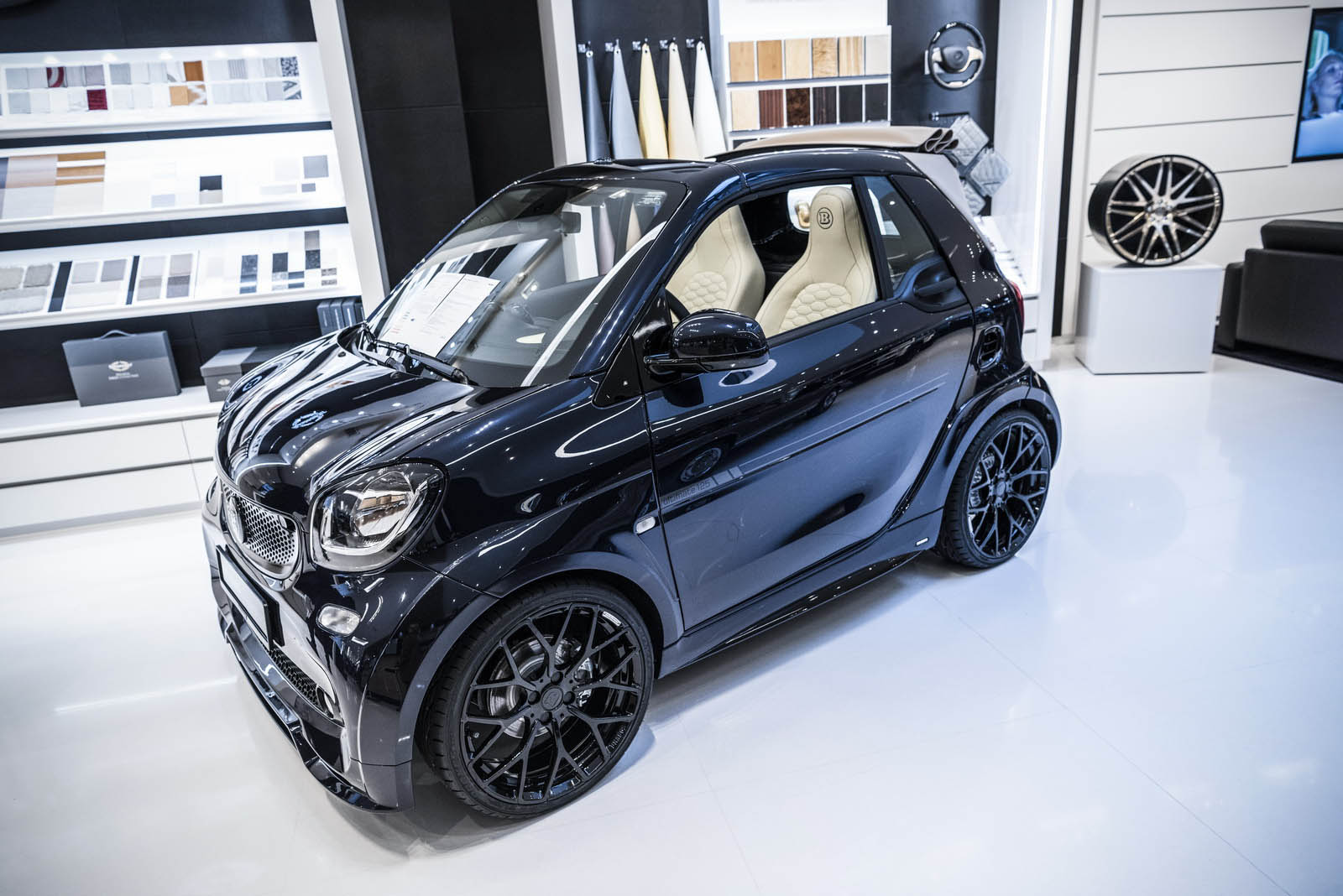 Scrap My Car London >> Visiting Germany? Check Out Brabus' New Flagship Showroom In Düsseldorf   Carscoops