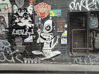 Melbourne Street Art | Hosier Lane