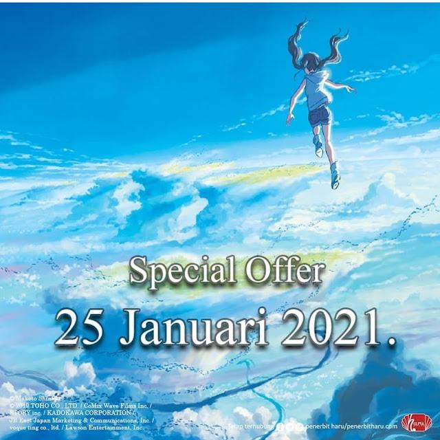 Special Offer Tenki no Ko