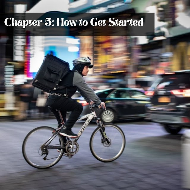 Definitive Guide to Becoming a Successful Drop shipper -  Chapter 5: How to Get Started