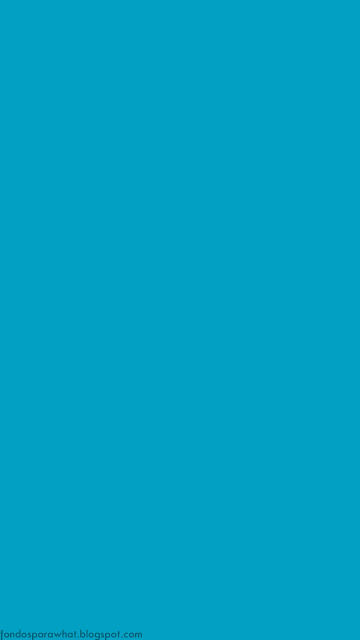 Fondos de Colores para Whatsapp - Color Azul