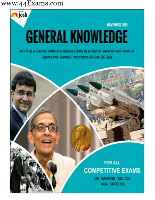 Jagran-Josh-General-Knowledge-November-2019-For-All-Competitive-Exam-PDF-Book