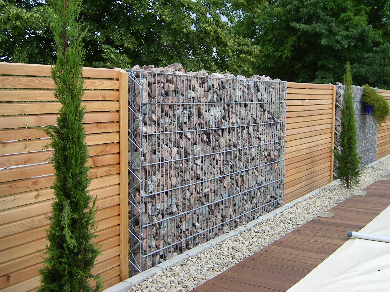 Arte Y Jardineria Superficies Verticales Materiales Para El Jardin - Muros-jardin