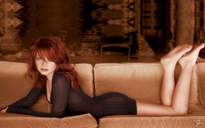 Emma Stone Actrice - Fond d'écran en Full HD 1080p