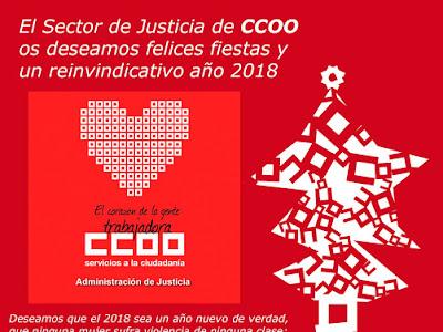 OS DESEAMOS A TODAS Y A TODOS FELICES FIESTAS Y UN MEJOR AÑO 2018