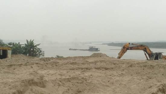 Giá cát năm 2017