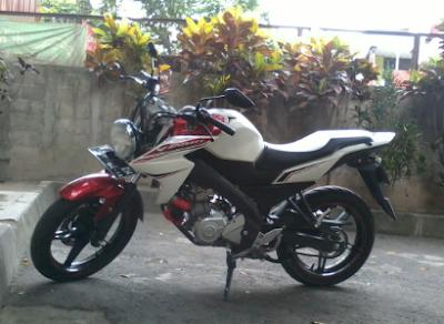 Modifikasi Motor Vixion 2015