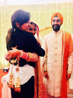 singer-harshdeep-kaur-wedding-with-mankeet3