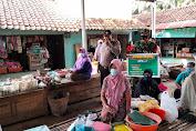 Pasar Tradisional di Purbalingga Tetap Buka Saat Gerakan Jateng di Rumah Saja