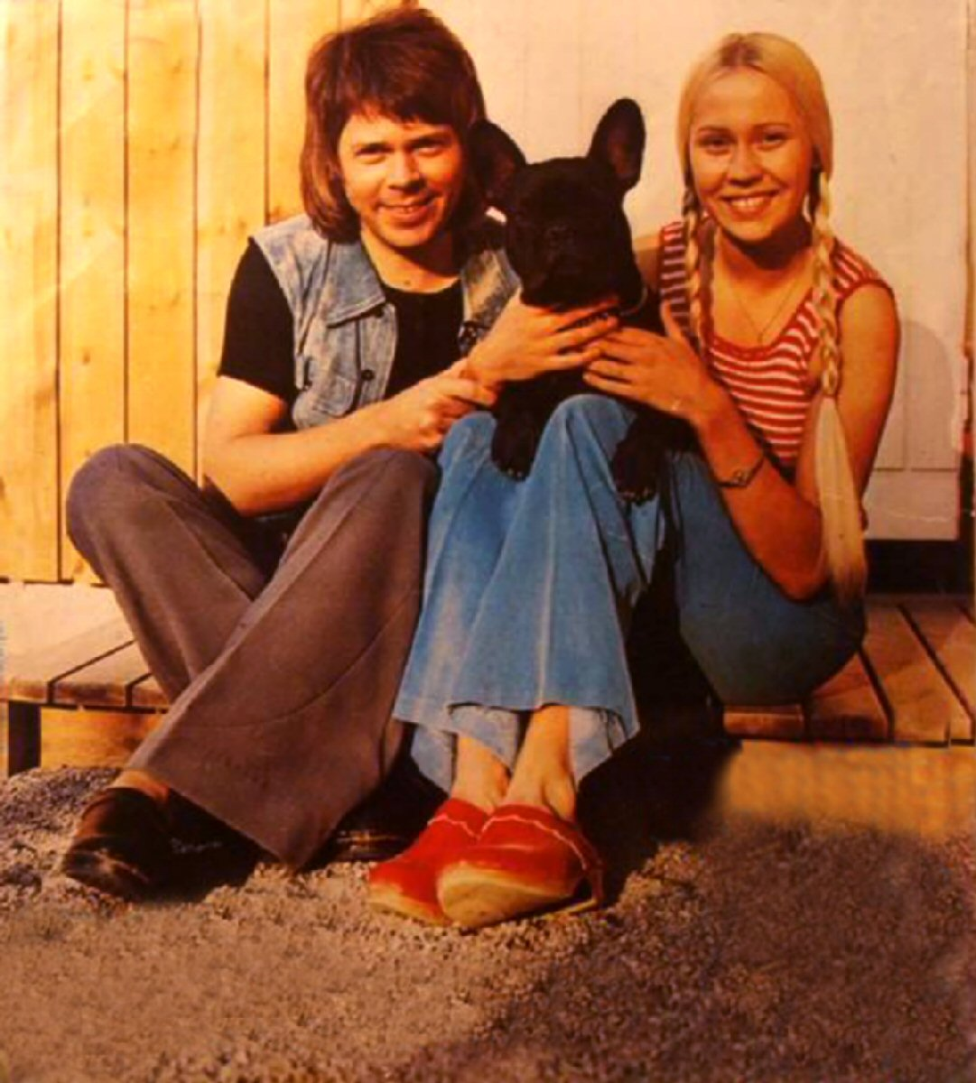 agnetha and bjorn relationship quiz