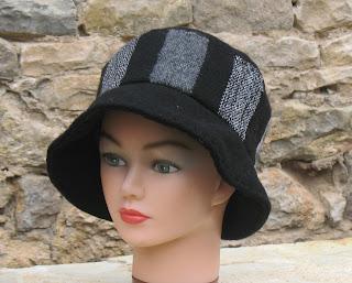 Chapeau déco-tiss